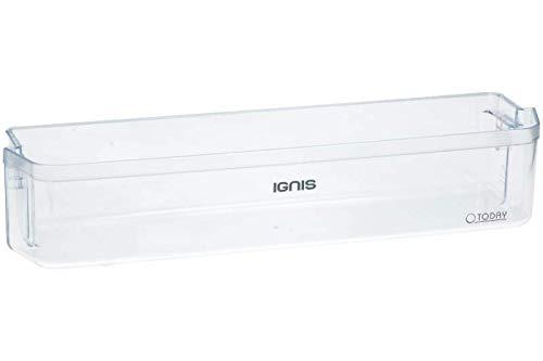 Bauknecht Whirlpool Ignis Abstellfach, Flaschenfach, Türfach, Absteller für Kühlschrank - Nr.: 481010372115