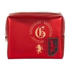 Harrypotter GRYFFINDOR cosmetische portemonnee