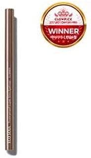 [the SAEM] Eco Soul Powerproof Super Slim Eyeliner #BR03 Teddy Brown (0.1g)