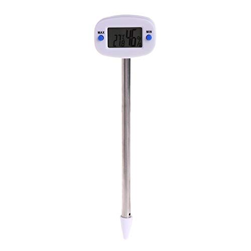 Find Discount Multifunctional Hygrometer Digital Thermometer Soil Temperature Humidity Meter Tester ...