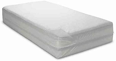 BedCare by National Allergy Cotton Allergy Twin Mattress...
