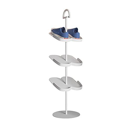 DUTUI Zapatero De Esquina para Almacenamiento De Zapatos, Adecuado para La Entrada del Dormitorio del Pasillo del Armario, Zapatero Simple, Zapatero para Puerta