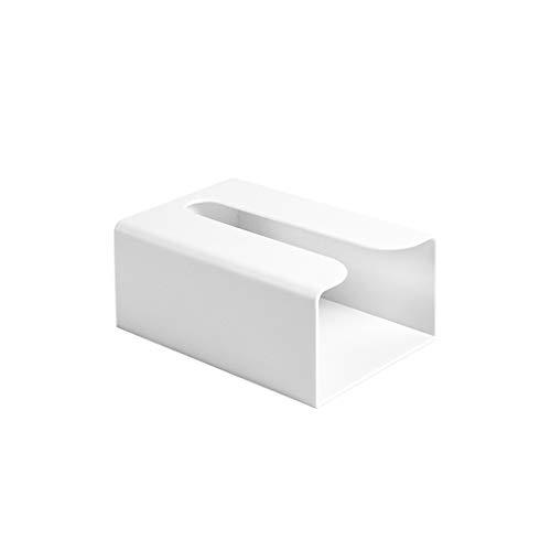 Zakdoekbox persoonlijkheid papier om op te hangen aan de muur zonder lijm, opbergplank, creatief, voor woonkamer thuis, creatief, schoon