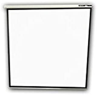 Approx APPPM180 - Pantalla para proyector (180 x 180 cm), Blanco ...