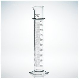 Corning 3026-50 Pyrex Class A Scale Latest item Metric Max 78% OFF Blue Double Cylinder