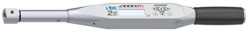 GEDORE ET2SKA 150 Elektronischer Drehmomentschlüssel mit Winkel E-torc2 SE 9x12,10-150 Nm