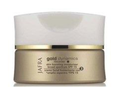 Jafra Cosmetics Gold Dynamics Trattamento idratante intensivo SPF 15, 50 ml
