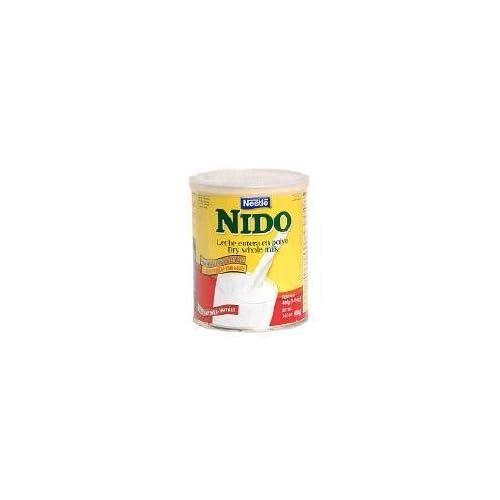 Nestle Nido Instant Milk Powder Mexico 1600g (3.5 Pounds) - Case of 6