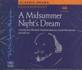 A Midsummer Night's Dream 3 Audio CD Set (New Cambridge Shakespeare Audio)