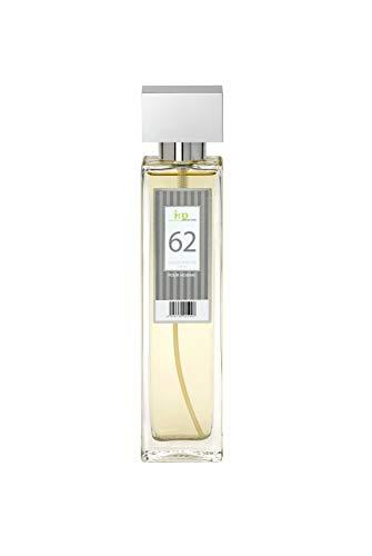 IAP Pharma Parfums nº 62 - Eau de Parfum Amaderado - Hombre - 150 ml