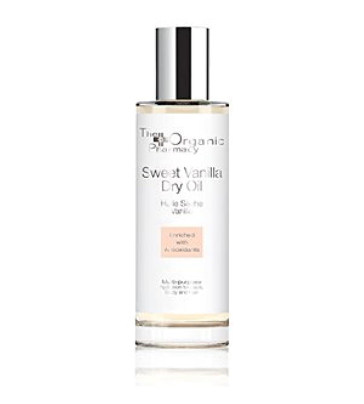 大胆までラッカスThe Organic Pharmacy Sweet Vanilla Dry Oil - Multi-use For Face, Body & Hair 100ml/3.4oz並行輸入品