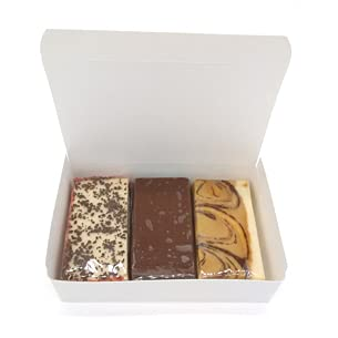 Create Your Sales results No. 1 Own Now on sale 1 2 lb. Box Fudge Sampler