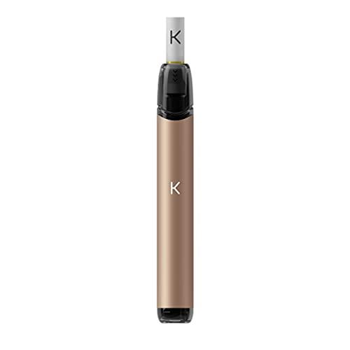KIWI Sigaretta Elettronica 2021 Pen senza nicotina e tabacco (rosa)