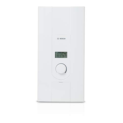 Bosch Thermotechnik 9006840 Scaldabagno elettronico, Bianco, 24 27 kW