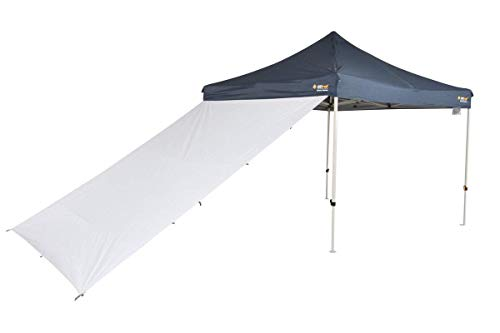 Parete parasole multi uso (3m) Multi-Use Wall Awning (3m) MPGW-30SAM-A 360x285cm 6 different options to create additional shade for your gazebo, marquee shade, side wall, side panel, marquee awning