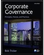Corporate Governance (09) by Tricker, Bob [Paperback (2009)]