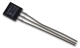 OPTEK TECHNOLOGY OH090U IC, HALL EFFECT SENSOR UNI-POLAR, TO92-3 (1 piece)