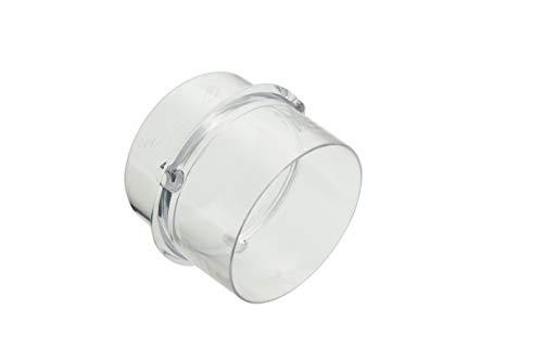 Messbecher Becher Deckel 100 ml. passend für Vorwerk Thermomix TM21, TM31, TM3300, TM5, TM6 Küchenmaschine