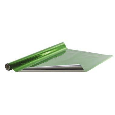 metallisierte Deko-Folie glänzend grün
