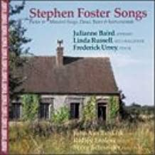 Stephen Foster Songs: Parlor & Minstrel Songs, Dance Tunes & Instrumentals