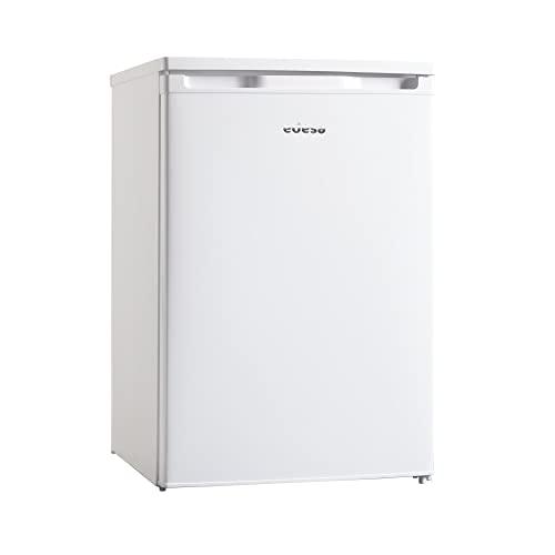 EDESA Congelador - Modelo EZS-0811 WH/A - Congelador table Top - Capacidad de 86 litros - Estático - 0,85 m - Clase de Eficiencia Energética F