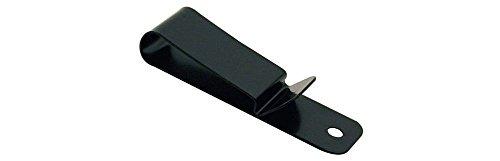 Tandy Leather Spring Belt/Holster Clip Black 1240-24