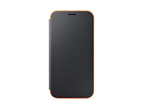SAMSUNG EF-FA720 14,5 cm (5.7') Libro Negro - Fundas para teléfonos móviles (Libro, Galaxy A7 (2017), 14,5 cm (5.7'), Negro)