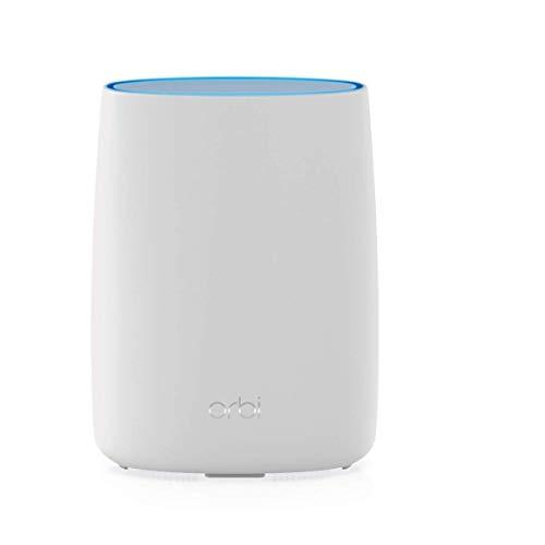 NETGEAR Orbi Router 4G LBR20, Modem 4G, Copertura Fino a 125 m2, Velocità WiFi fino a 1.2 Gbps (CAT18)