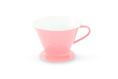 Friesland Kaffeefilter Gr. 4 Pastellrosa Porzellan