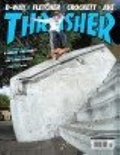Thrasher Magazine November 2015