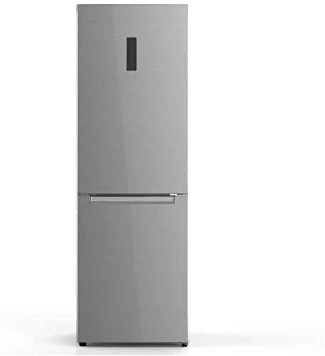 Alpha Frigorífico Combi PEGASUS-195 INOX, Multi Airflow, con Display Led, cajón Control de Humedad, cajón Zona 0, Alta Gama**