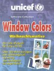 Window Colors - Weihnachtsmotive (unicef)