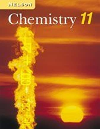 Nelson Chemistry 11: Student Text (National Edition) by Dr. Frank Jenkins (August 24,2001)
