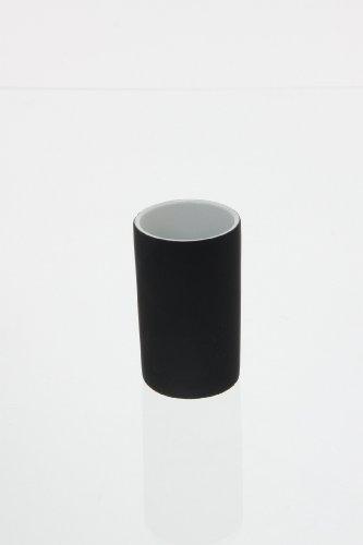 JJA 105589 Gobelet Caoutchouc Noir
