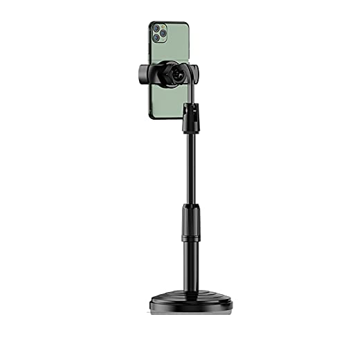 XIAOXIAO Soporte para teléfono móvil Soporte para Teléfono Móvil Rotación De Múltiples Ángulos De Altura Ajustable Soporte para Teléfono Celular IPhone12 Mini 11 Pro XS XS MAX XR X 8 7 6 6s Plus