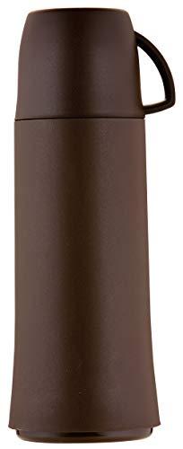 Helios Karibik Isolierflasche, Kunststoff, Cappuccino, 0,75 Liter
