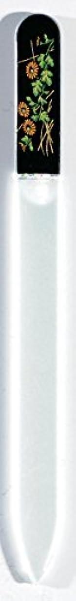 ハミングバードテーブルビュッフェ蒔絵 ブラジェク製 爪ヤスリ 八月 撫子 紀州漆器