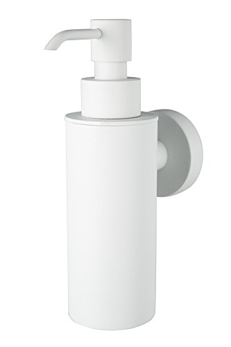 Haceka Kosmos White 1142253, Seifenspender, Metall