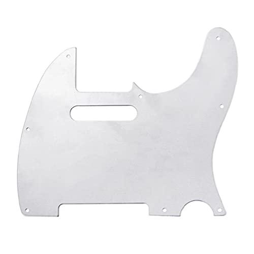 BAYAA 3 capas 8 agujeros Guitarras Pick Guard Scratch Plate para TL...