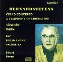 Bernard Stevens: Cello Concerto / A Symphony of Liberation - Alexander Baillie / BBC Philharmonic Orchestra / Edward Downes