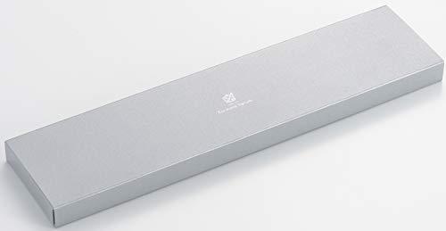 ヨシカワ栗原はるみ複合材ぶどう柄キッチンナイフMHK11659シルバー