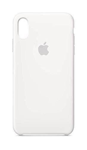 Apple Silikon Hülle (IphoneXs Max) - Weiß