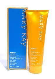Mary Kay Sunscreen High Protection SPF 30, crema solar LSF, protección alta, 118 ml, MHD 2021