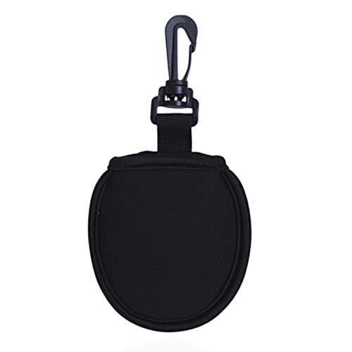 Hearthxy Bolsa para pelotas de golf, bolsa de limpieza, bolsa de almacenamiento para pelotas de golf
