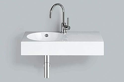Alape Waschtisch WT.MC800H.L Weiß