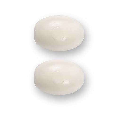 Savon lait d'amande rotatif Provendi (lot de 2) - Recharge à écrou