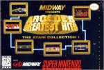 MIDWAY ARCADE'S GREATEST HITS THE ATARI COLLECTION - SUPERNINTENDO