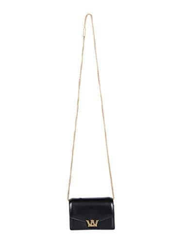 Alexander Wang Moda De Lujo Mujer 20121X21L001 Negro Otros Materiales Bolso De Hombro | Temporada Permanente