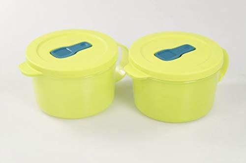 Tupperware Mikrowelle CrystalWave MicroTup Suppentasse 460 ml Limette (2)
