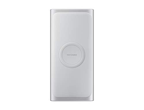 Samsung Wireless Powerbank 10000mAh (EB-U1200CSNGIN, Silver)